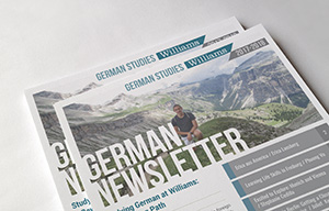 Williams College German Newsletter (2017-2018)